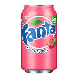 Fanta Fruit Punch 355 ml