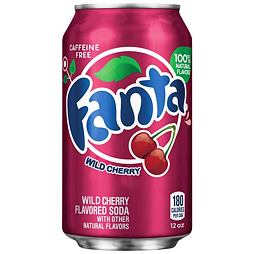 Fanta Wild Cherry 355 ml