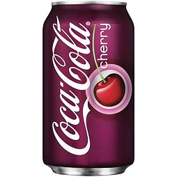 Coca-Cola Cherry 355 ml