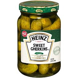 Heinz Sweet Gherkins 473 ml