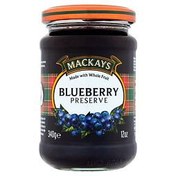Mackays Blueberry Preserve 340 g