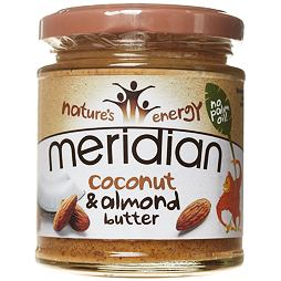 Meridian Coconut & Almond Butter 170 g