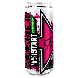 Rockstar First Start Energy Mixed Berries 500 ml