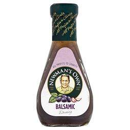 Newman's Own Balsamic Dressing 250 ml