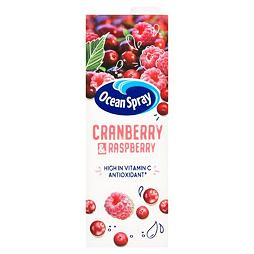 Ocean Spray Cranberry & Raspberry Juice Drink 1 l