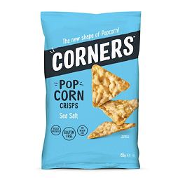 Corners Pop Corn Crisps Sea Salt 85 g