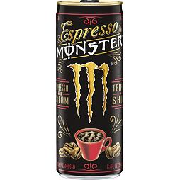 Monster Espresso Cream Triple Shot 250 ml