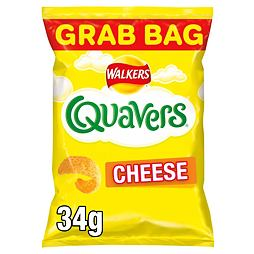 Quavers Cheese 34 g