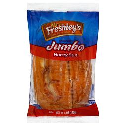 Mrs. Freshley's Jumbo Honey Bun 142 g