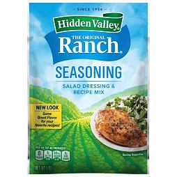 Hidden Valley The Original Ranch Seasoning Salad Dressing Mix 28 g