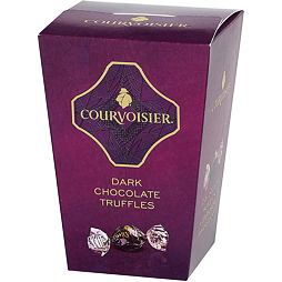 Courvoisier Dark Chocolate Truffles 130 g