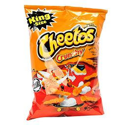 Cheetos Crunchy King Size 99.2 g