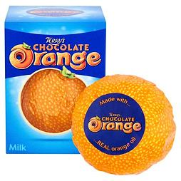 Terry's Milk Chocolate Orange 157 g