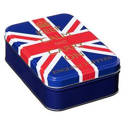 Union Jack Vanilla Toffee Tin 140 g