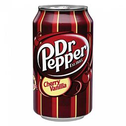 Dr Pepper Cherry Vanilla 355 ml