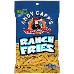 Andy Capp's Ranch Fries 85 g