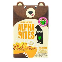 Bear Multigrain Alpha Bites 350 g