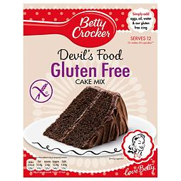 Betty Crocker Devil's Food Cake Mix Gluten Free 425 g