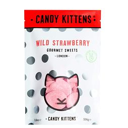 Candy Kittens Wild Strawberry 108 g