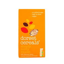 Dorset Cereals Simply Nutty Muesli 560 g