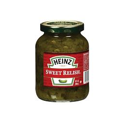 Heinz Sweet Relish 296 ml