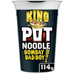 King Pot Noodle Bombay Bad Boy 114 g