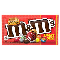 M&M's Peanut Butter Share Size 80.2 g