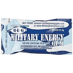 Military Energy Gum Arctic Mint 12.5 g