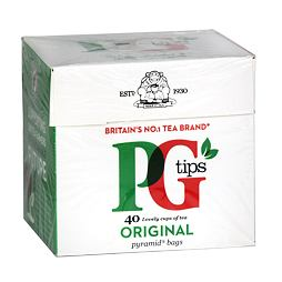 PG Tips 40 ks 116 g