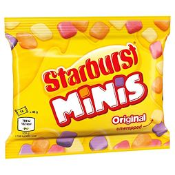 Starburst Minis Original Unwrapped 45 g