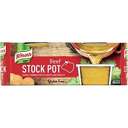 Knorr Stock Pot Beef 4 x 28 g