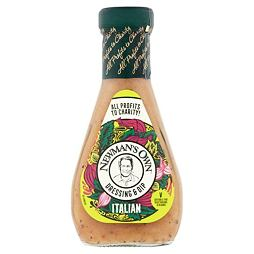 Newman's Own Italian Dressing 250 ml