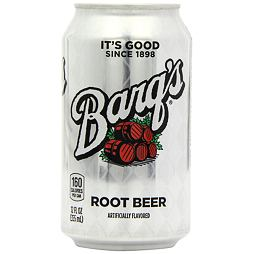 Barq's Root Beer 355 ml