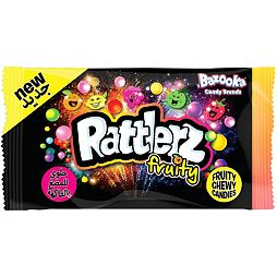 Bazooka Rattlerz Fruity Chewy Candies 40 g
