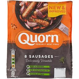 Quorn 8 Sausages 336 g