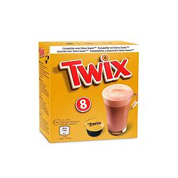 Twix Dolce Gusto Cocoa Drink 8x17 g
