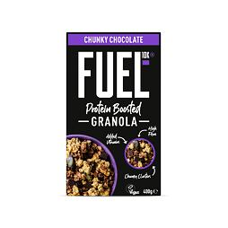 FUEL10K Chunky Chocolate Granola 400 g