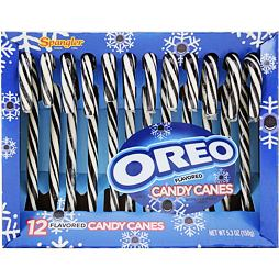 Oreo Candy Canes 150 g