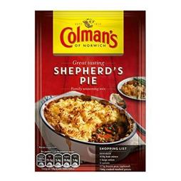 Colman's Shepherd's Pie Mix 50 g