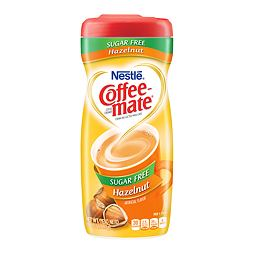 Coffee-Mate Hazelnut Sugar Free 289 g