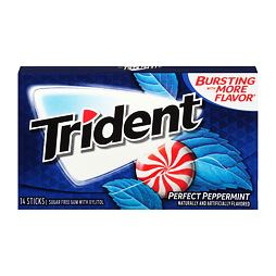 Trident Perfect Peppermint 14 ks 27 g