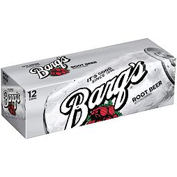 Barq's Root Beer 355 ml Celé Balení 12 ks