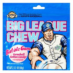 Big League Chew Cotton Candy 60 g