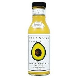 Briannas Dijon Honey Mustard Dressing 355 ml