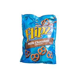 Flipz Milk Chocolate 100 g