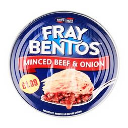 Fray Bentos Minced Beef & Onion 425 g