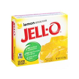Jell-O Lemon 85 g