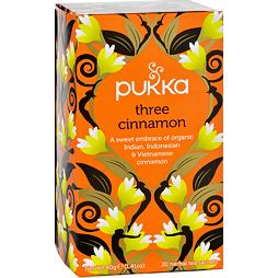 Pukka Three Cinnamon 20 ks 40 g