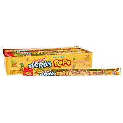 Nerds Rope Tropical 26 g 24 ks Celé Balení