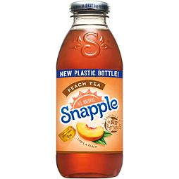 Snapple Peach Tea 473 ml